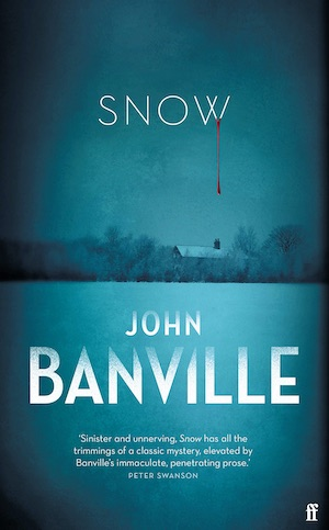 Snow by John Banville front cover
