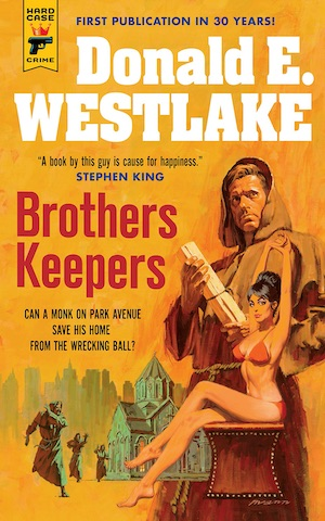 Brothers Keepers by Donald E Westlake