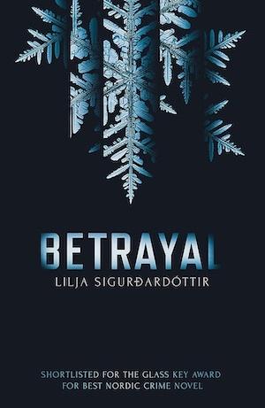 Betrayal by Lilja Sigurdardottir