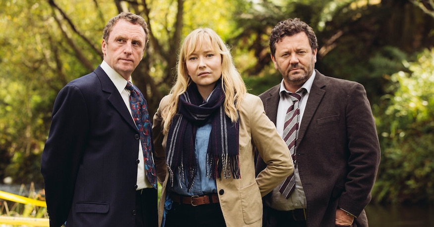 The Brokenwood Mysteries New Zealand crime show