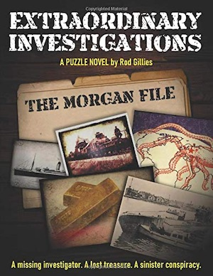 Extraordinary Investigations The Morgan File by Rod Gillies