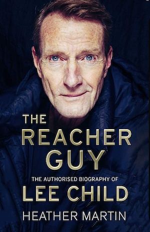 The Reacher Guy, Lee Child biography
