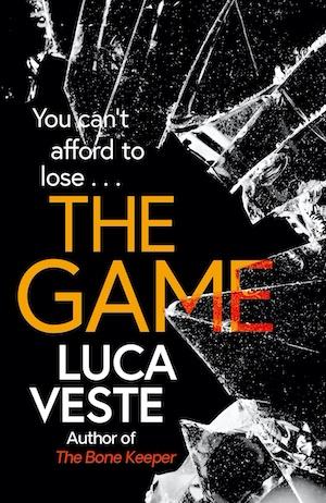 The Game Luca Veste crime thriller