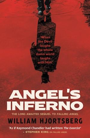 Angel's Inferno by William Hjortsberg supernatural crime fiction