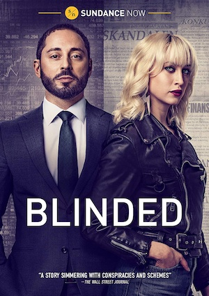 Blinded Swedish crime show