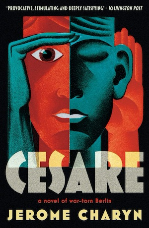 Cesare by Jerome Charyn wartime crime fiction