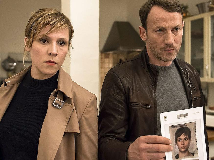Inspector Falke German crime drama