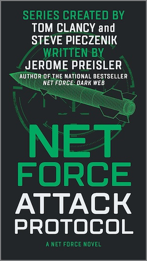 Net Force Attack Protocol by Jerome Preisler