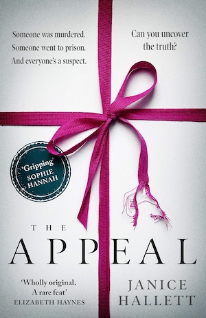 The Appeal by Janice Hallett front cover
