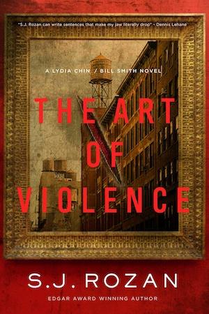 The Art of Violence by SJ Rozan