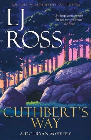 Cuthbert's Way by LJ Ross