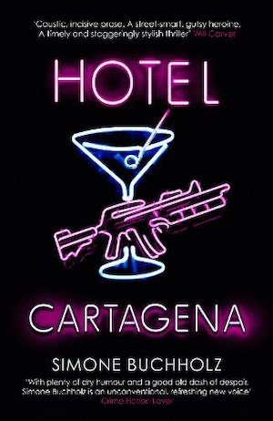 Hotel Cartagena by Simone Buchholz