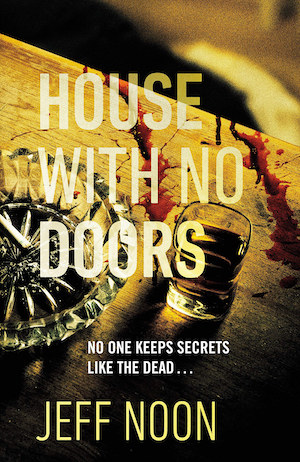 House with No Doors by Jeff Noon front cover
