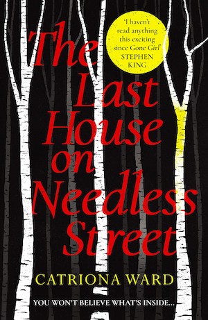 The Last House on Needless Street front cover