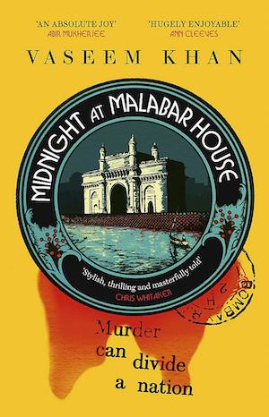 Midnight at Malabar House by Vaseem Khan