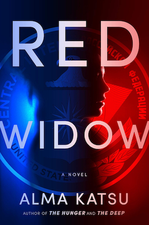 Red Widow by Alma Katsu front cover