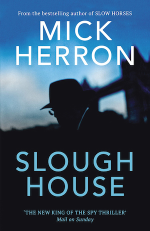 Slough House by Mick Herron front cover