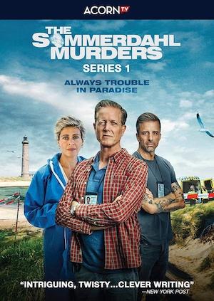 Sommerdahl Murders DVD