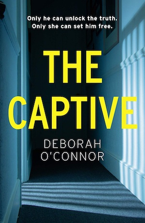 The Captive by Deborah O'Connor front cover