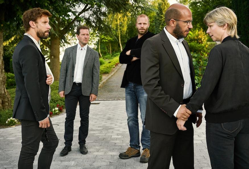 Deliver US Danish crime drama