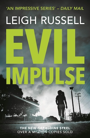 Evil Impulse by Leigh Russell front cover