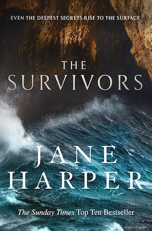 The Survivors by Jane Harper front cover