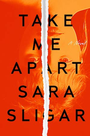 Take Me Apart by Sara Sligar front cover