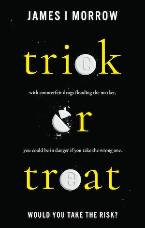 Trick or Treat by James I Morrow front cover