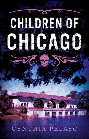 Children of Chicago by Cynthia Pelayo front cover