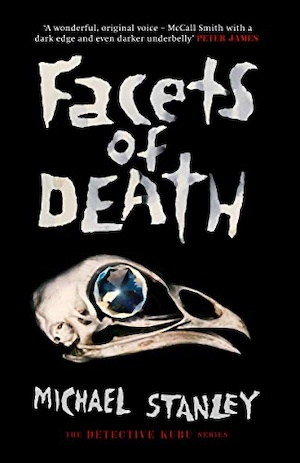 Facets of Death by Michael Stanley front cover