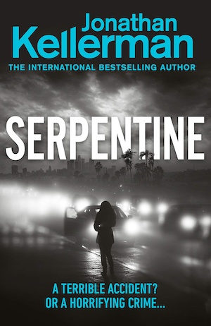Serpentine by Jonathan Kellerman front cover