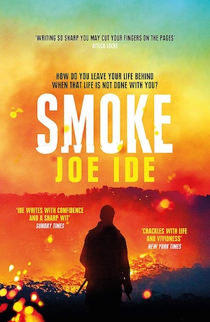 Smoke by Joe Ide front cover