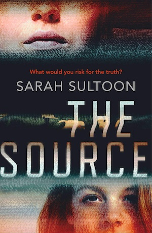 The Source by Sarah Sultoon front cover