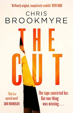 The Cut by Christ Brookmyre front cover