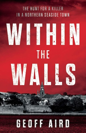 Within the Walls by Geoff Aird front cover