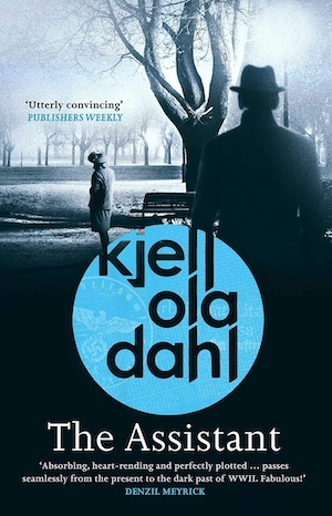 The Assistant by Kjell Ola Dahl front cover