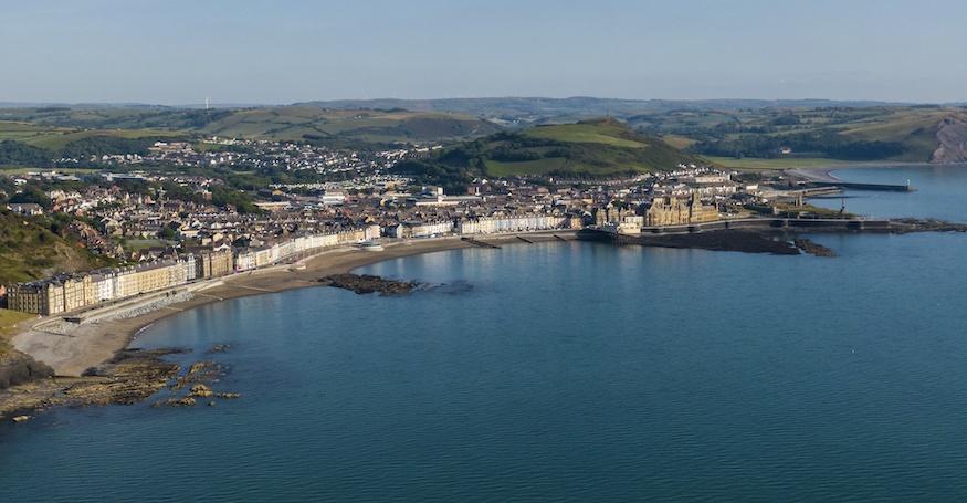 Aberystwyth Welsh crime fiction