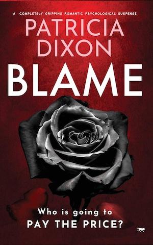 Blame Patricia Dixon front cover