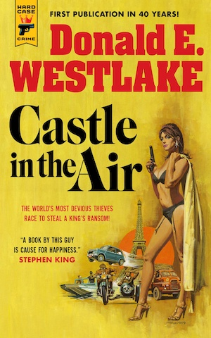 Castle in the Air by Donald E Westlake front cover