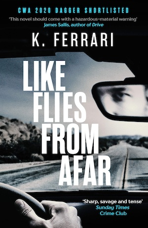 Like Flies from Afar by K Ferrari