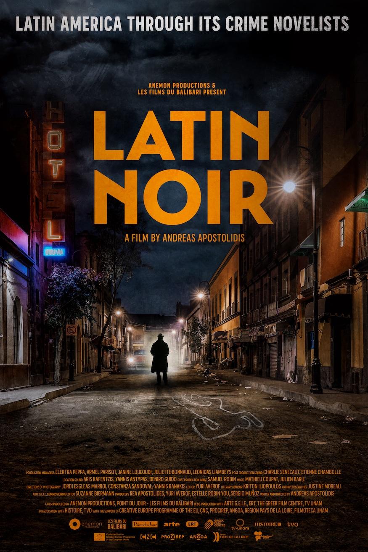 Latin Noir documentary poster