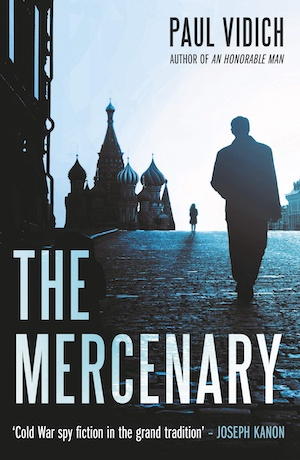 The Mercenary front cover paperback