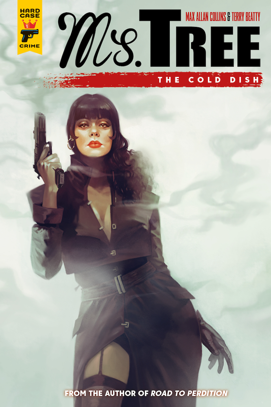 Ms Tree The Cold Dish by Max Allan Collins
