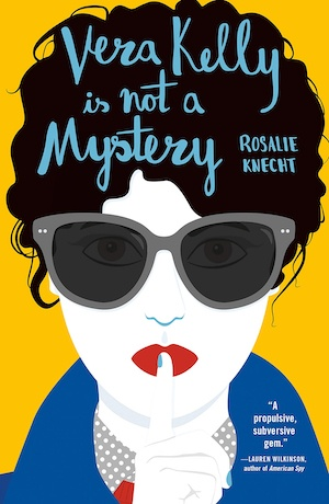 Vera Kelly is not a Mystery front cover
