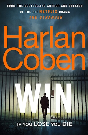 Win by Harlan Coben front cover