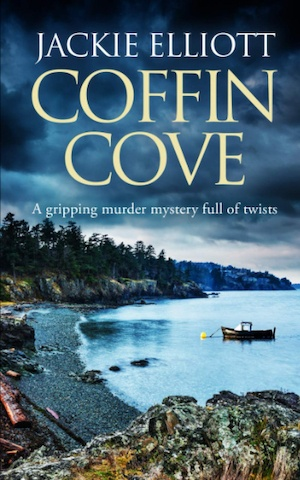 Coffin Cove by Jackie Elliott front cover