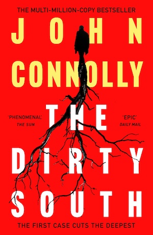 The Dirty South John Connolly paperback front cover
