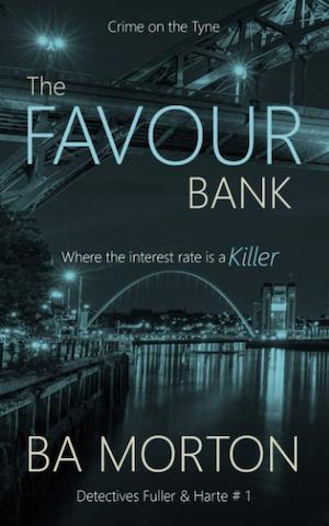 Favour Bank by BA Morton front cover