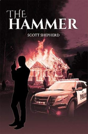 The Hammer by Scott Shepherd front cover