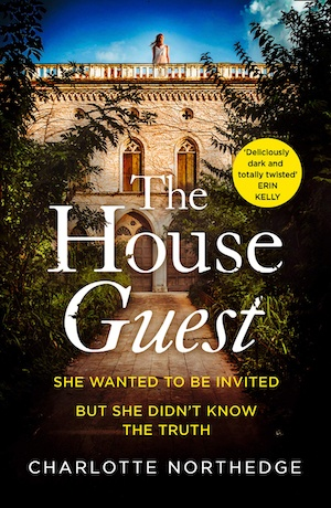 The House Guest by Charlotte Northedge front cover